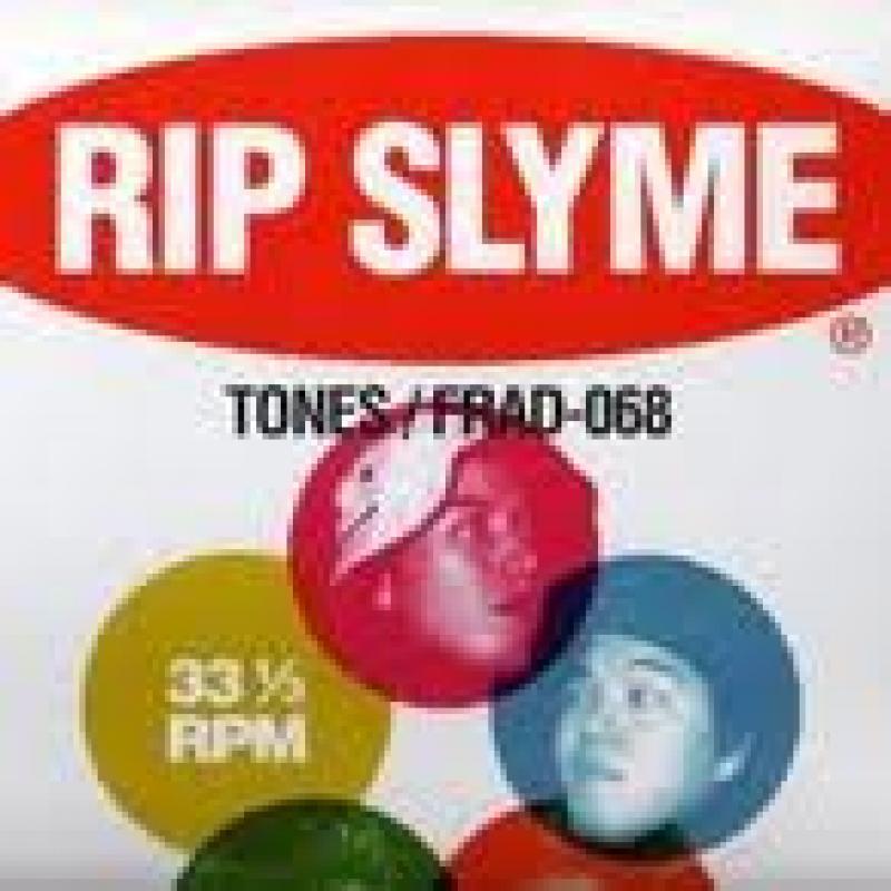 Rip Slyme - Tones / 風に吹かれて