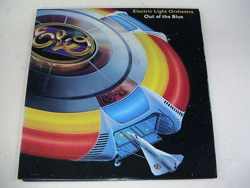ELECTRIC LIGHT ORCHESTRA - Out Of The Blue - LP