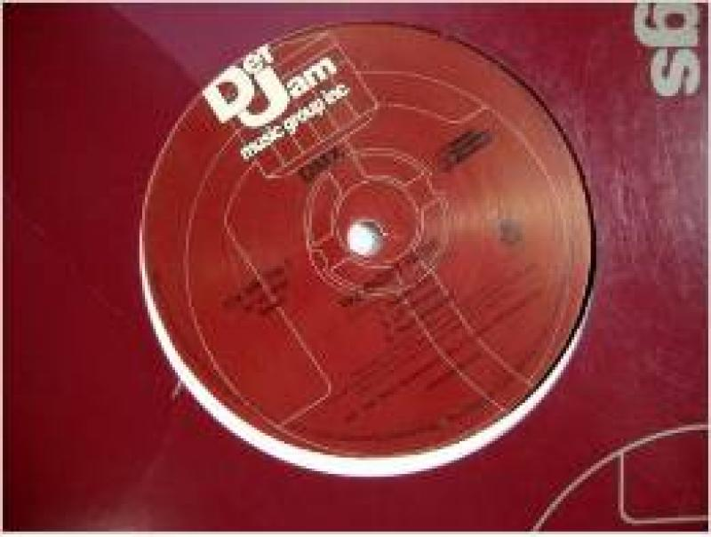 DMX - We Right Here / You Could Be Blind - 12 inch 45 rpm