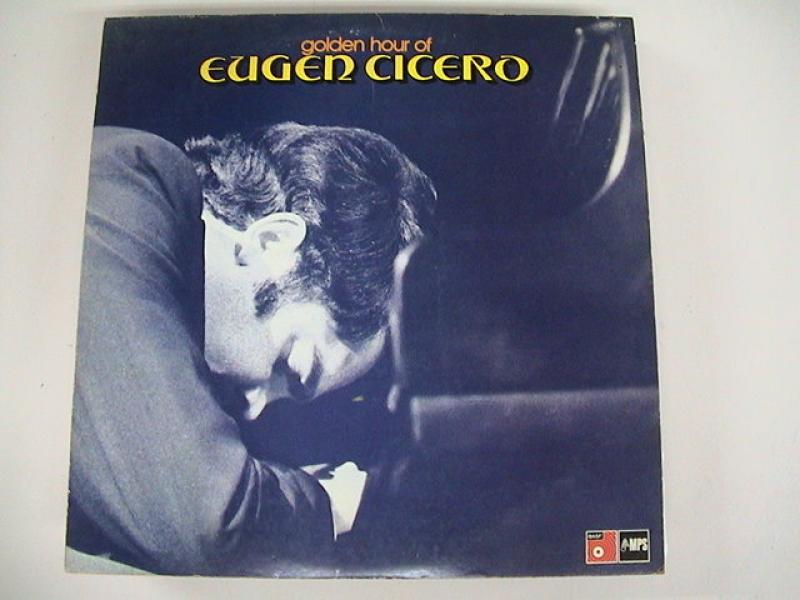 EUGEN CICERO - Golden hour of - LP