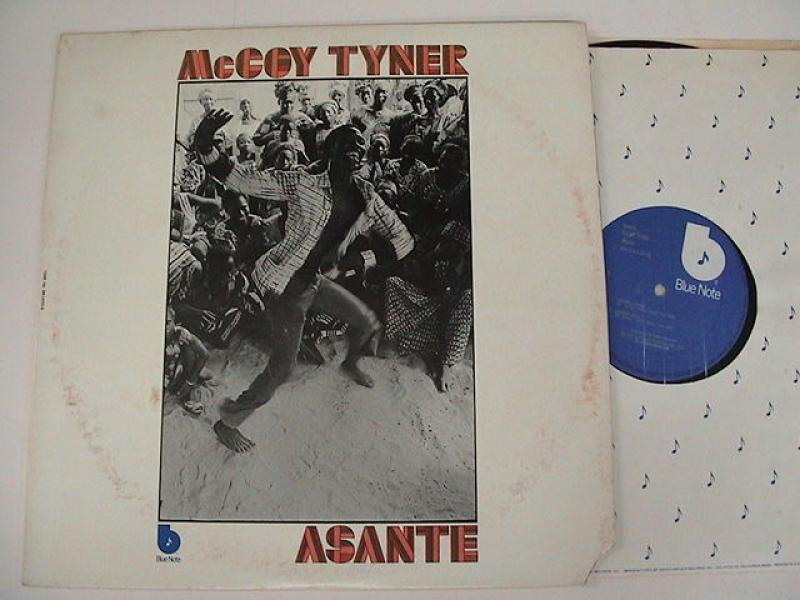 MCCOY TYNER - Asante - LP