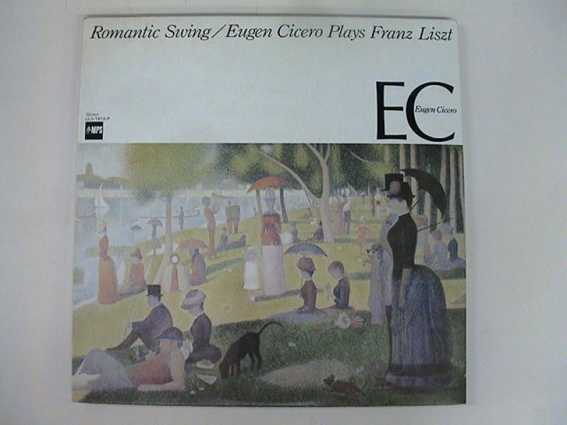 Eugen Cicero - Romantic Swing