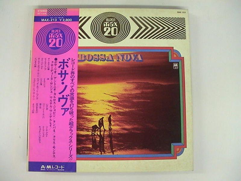 """Various/ボサ・ノヴァのLPレコード通販・販売ならサウンドファインダー"""""""