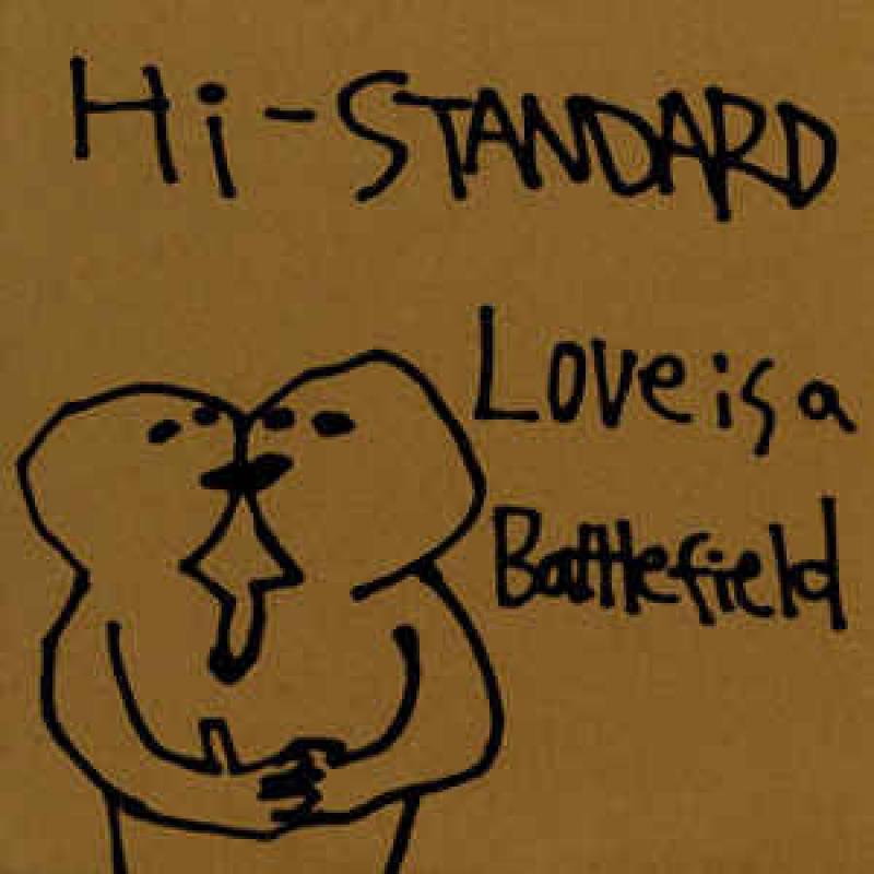 Hi-Standard/Love