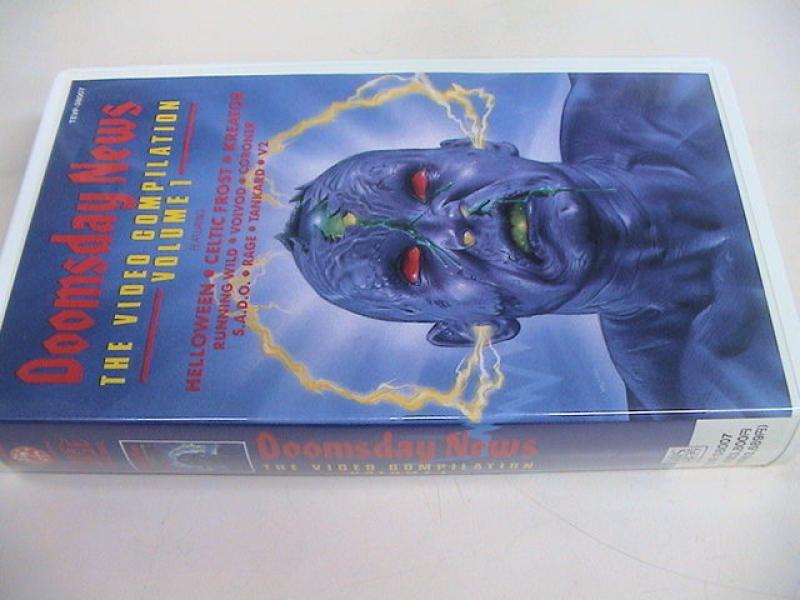 Various  ハロウィン他/ザ・ベスト・オブ・ジャーマン・メタル・オン・ノイズVOL.1のVHS通販・販売ならサウンドファインダー