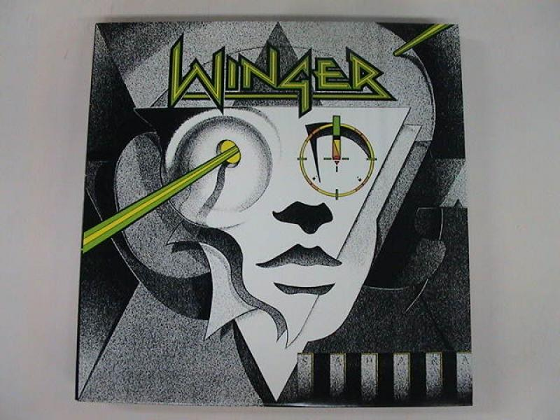"""Winger/WingerのLPレコード通販・販売ならサウンドファインダー"""""""