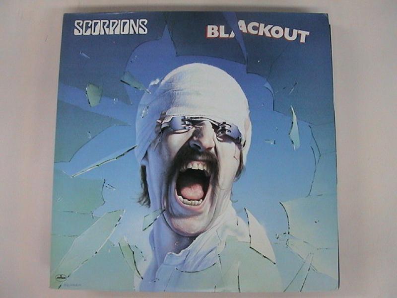 """Scorpions/BlackoutのLPレコード通販・販売ならサウンドファインダー"""""""