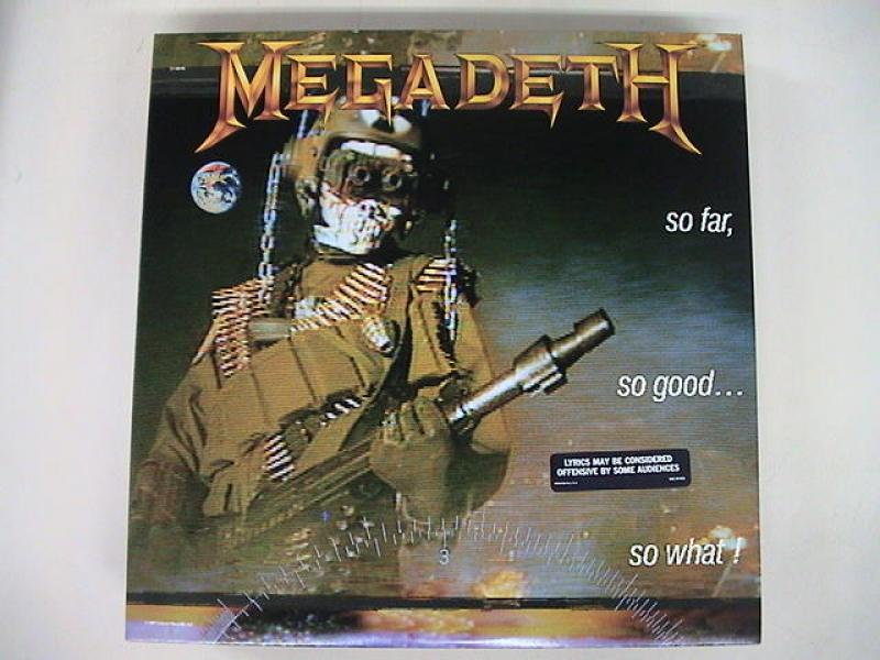 Megadeth/So