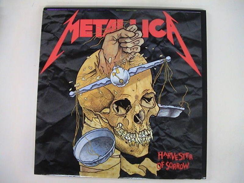 Metallica/Harvester