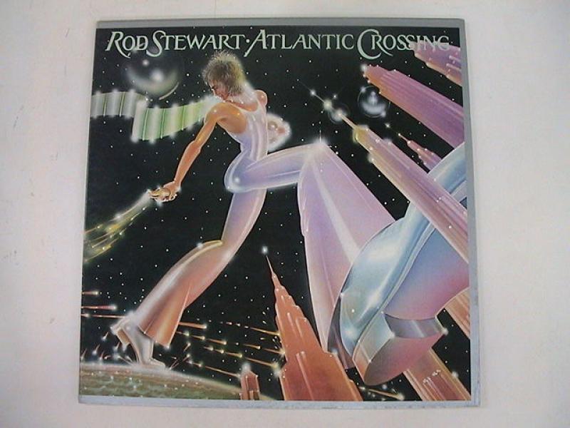 """ロッド・スチュワート/アトランティック・クロッシングのLPレコード通販・販売ならサウンドファインダー"""""""