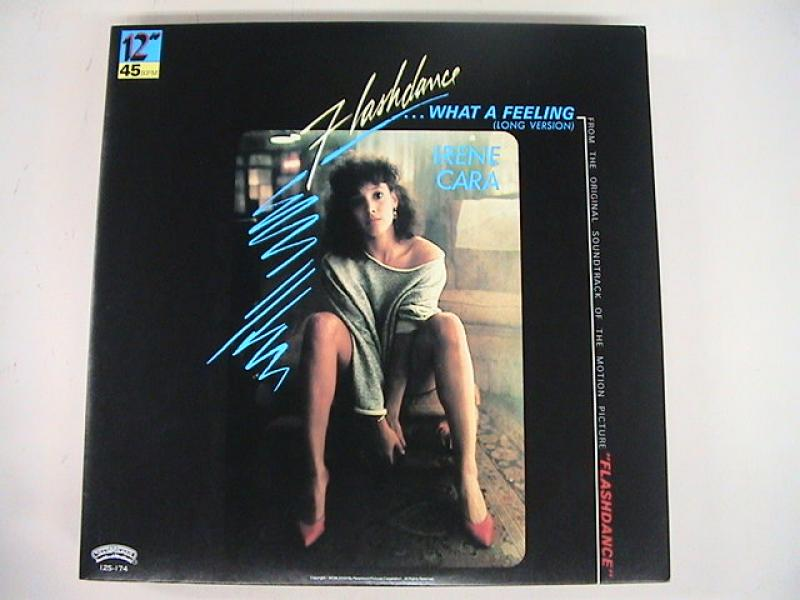 """アイリーン・キャラ/フラッシュ・ダンスの7インチレコード通販・販売ならサウンドファインダー"""""""