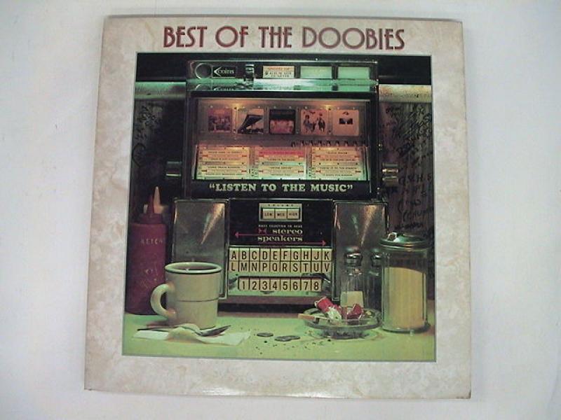 """ドゥービー・ブラザーズ/ベスト・オブ・ドゥービーズのLPレコード通販・販売ならサウンドファインダー"""""""