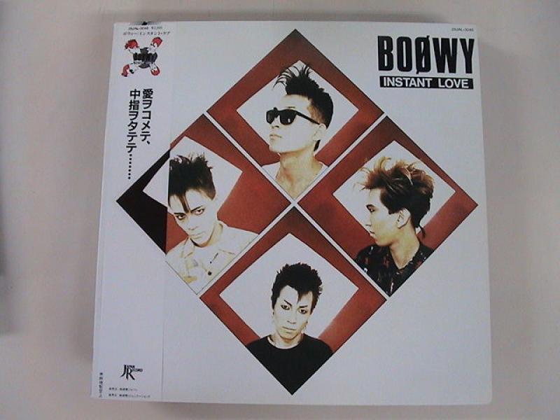 Boowy/INSTANT