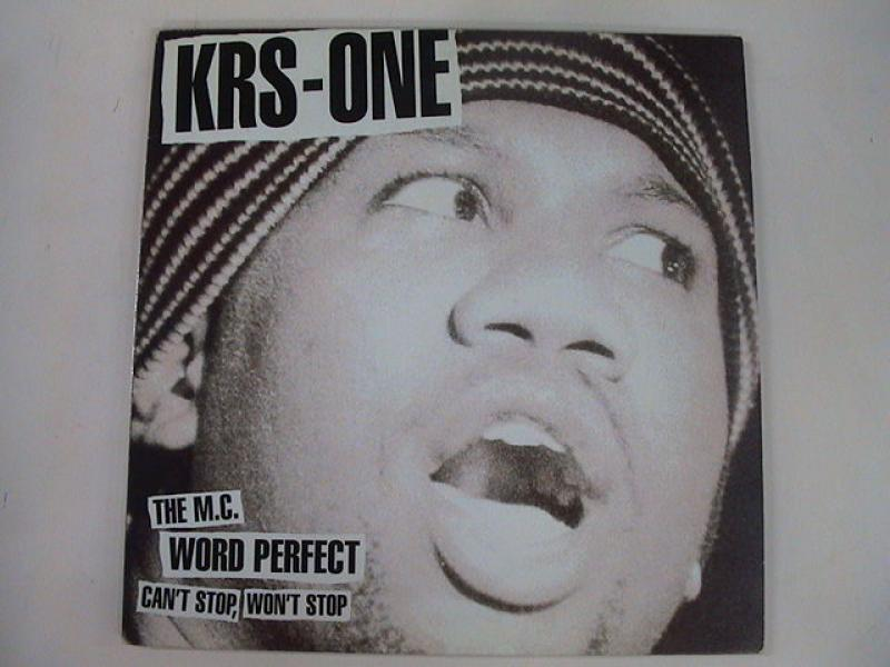 KRS-One/Can't