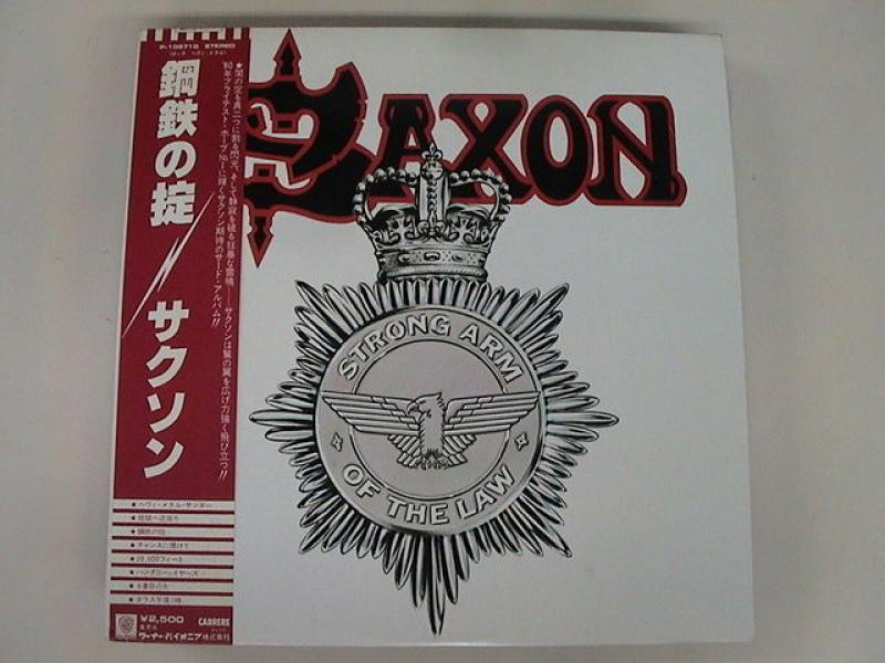 Saxon/Strong