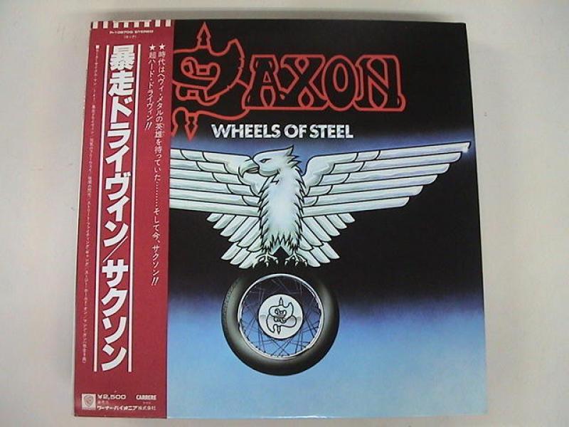 Saxon/Wheels