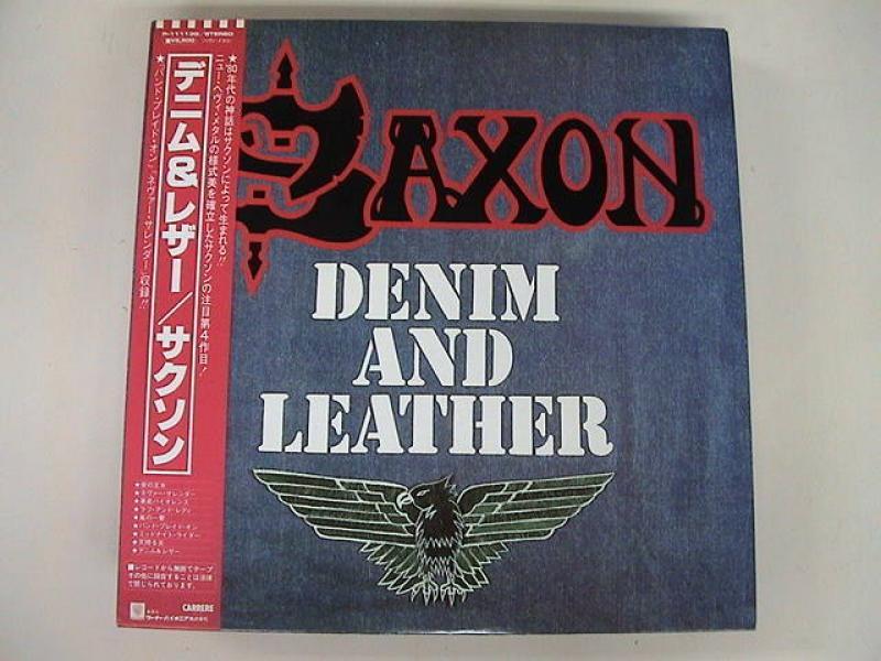 Saxon/Denim