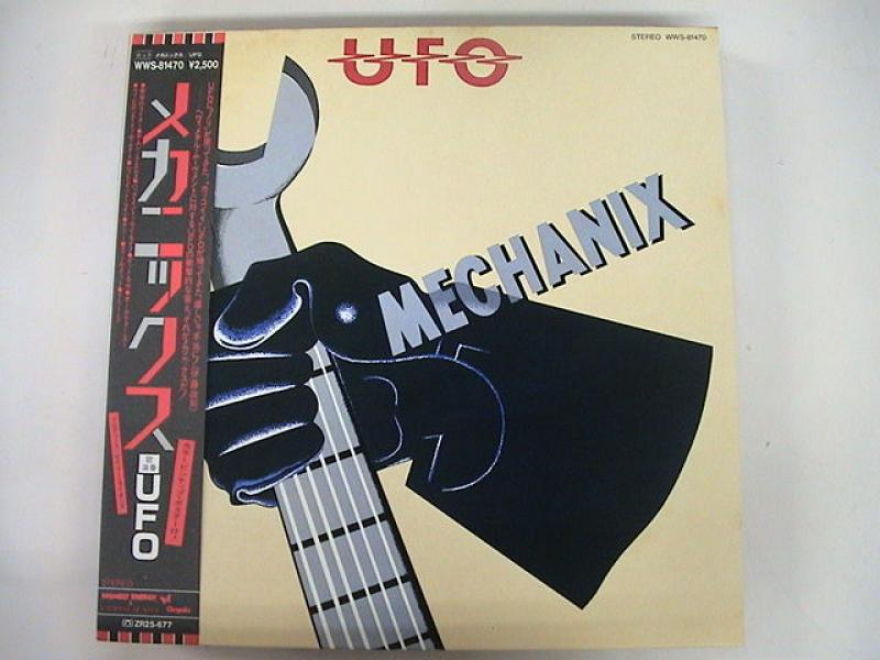 "UFO/MechanixのLPレコード通販・販売ならサウンドファインダー"""