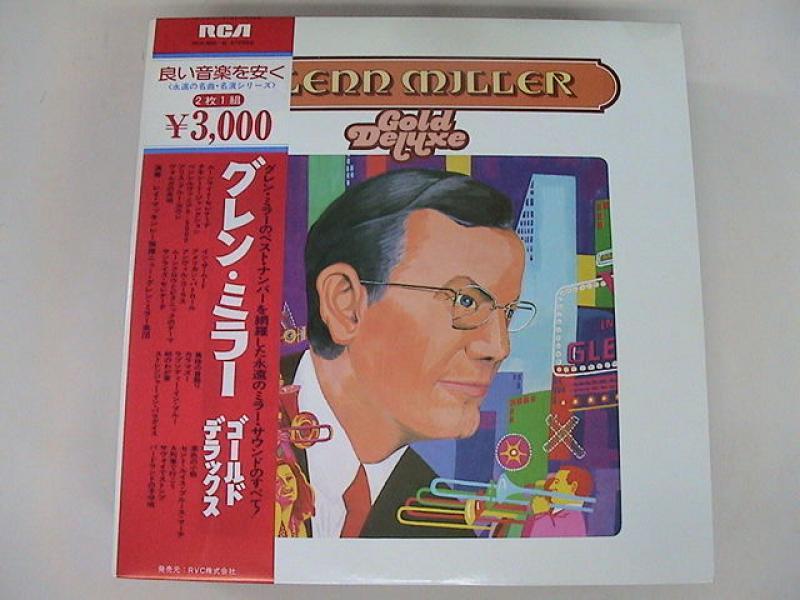 """グレン・ミラー/ゴールド・デラックスのLPレコード通販・販売ならサウンドファインダー"""""""