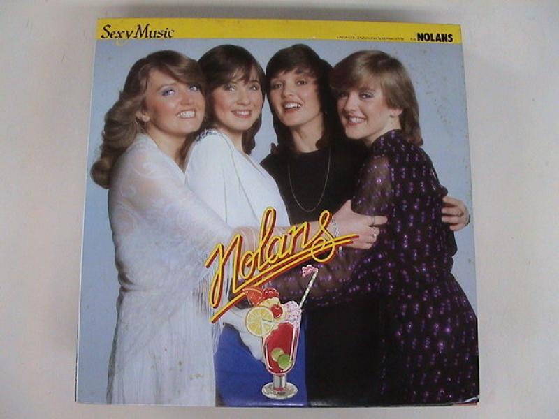 """ノーランズ/セクシー・ミュージックのLPレコード通販・販売ならサウンドファインダー"""""""