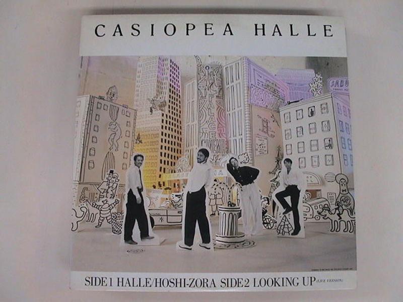 """Casiopea/Halleの12インチレコード通販・販売ならサウンドファインダー"""""""