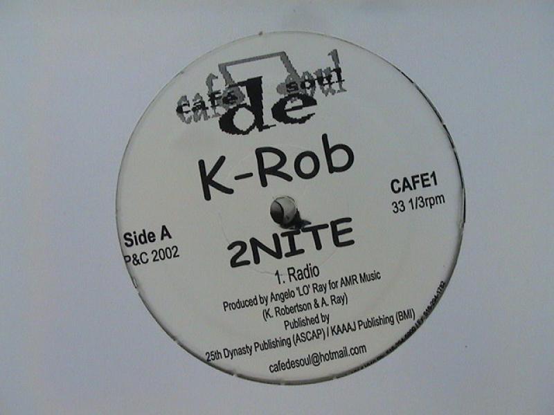 """K-Rob/2Niteの12インチレコード通販・販売ならサウンドファインダー"""""""