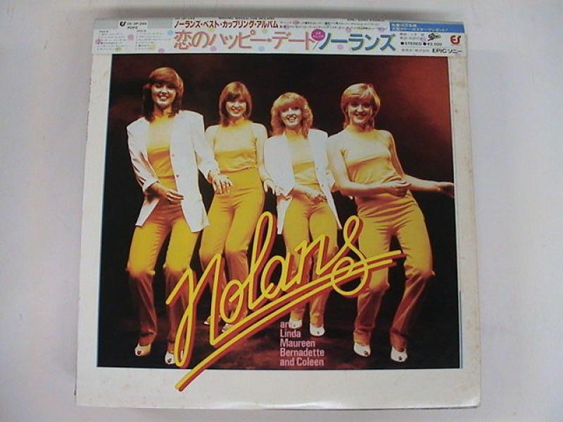 """ノーランズ/恋のハッピー・デートのLPレコード通販・販売ならサウンドファインダー"""""""