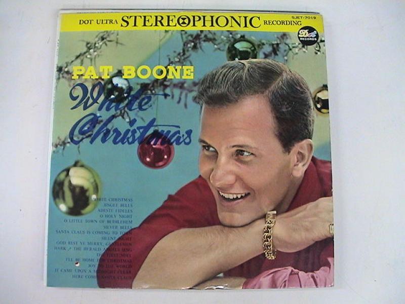 """パット・ブーン/とクリスマスをのLPレコード通販・販売ならサウンドファインダー"""""""
