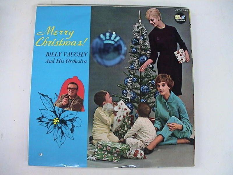 """ビリー・ヴォーン/とクリスマスをのLPレコード通販・販売ならサウンドファインダー"""""""