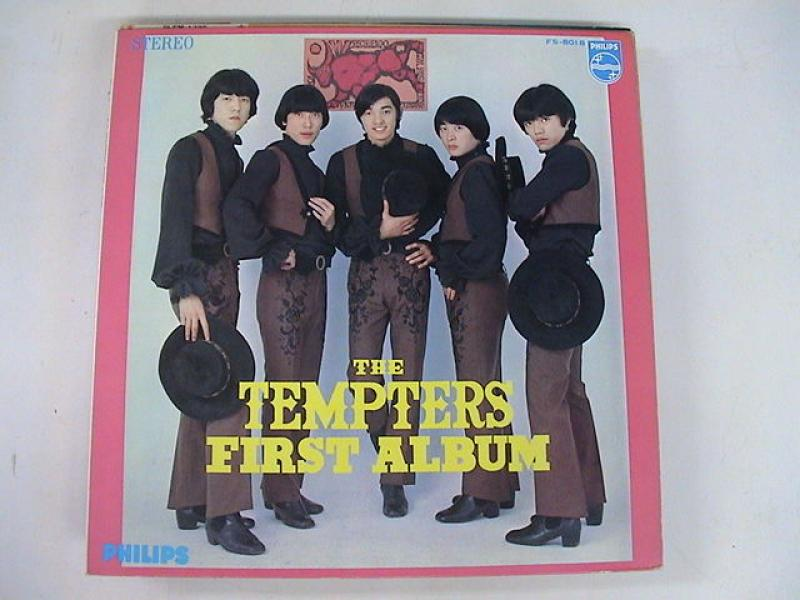 """ザ・テンプターズ/ファーストアルバムのLPレコード通販・販売ならサウンドファインダー"""""""