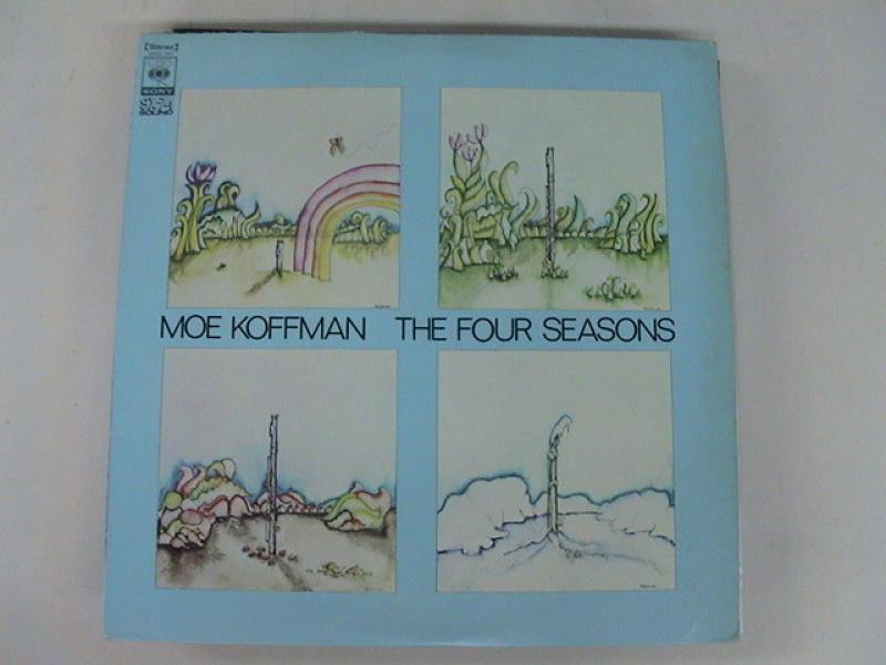 """モー・コフマン/じゃず「四季」のLPレコード通販・販売ならサウンドファインダー"""""""