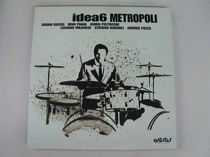 """Idea6/MetropoliのLPレコード通販・販売ならサウンドファインダー"""""""