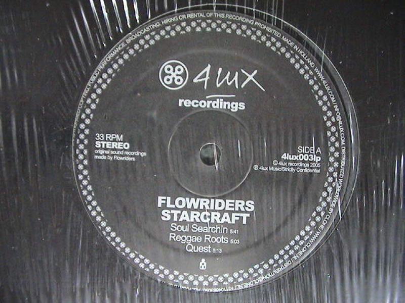 """Flowriders/StarcraftのLPレコード通販・販売ならサウンドファインダー"""""""