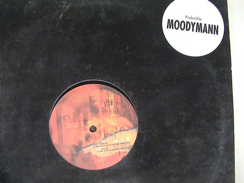Moodymann/Don't