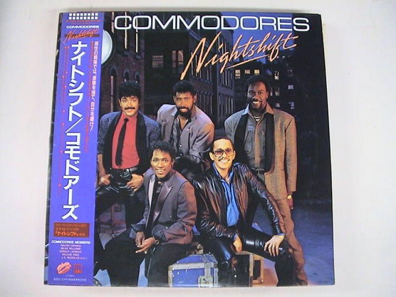 "Commodores/NightshiftのLPレコード通販・販売ならサウンドファインダー"""