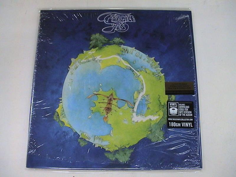 """Yes/FragileのLPレコード通販・販売ならサウンドファインダー"""""""