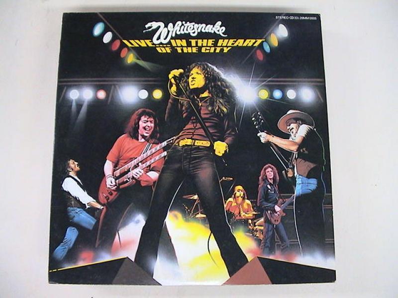 Whitesnake/Live...