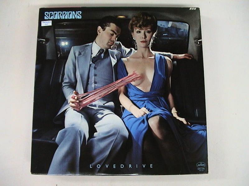 "Scorpions/LovedriveのLPレコード通販・販売ならサウンドファインダー"""