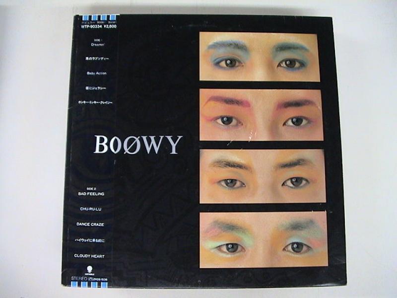 """Boowy/BoowyのLPレコード通販・販売ならサウンドファインダー"""""""