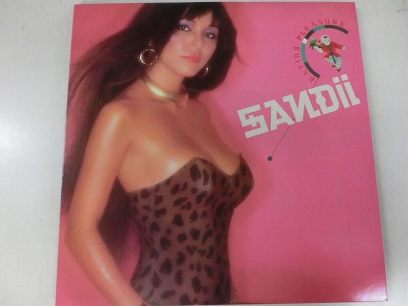 Sandii   サンディー/Eating PleasureのLPレコード通販・販売ならサウンドファインダー