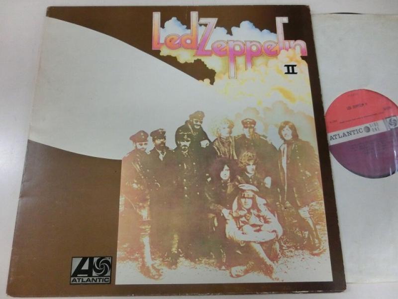 Led Zeppelin/Led Zeppelin IIのLPレコード通販・販売ならサウンドファインダー