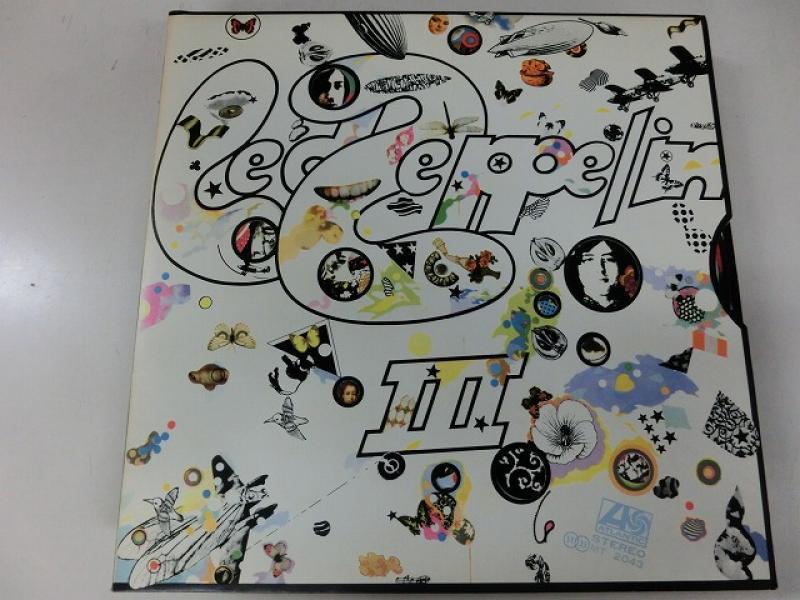 Led Zeppelin /Led Zeppelin IIIのLPレコード通販・販売ならサウンドファインダー