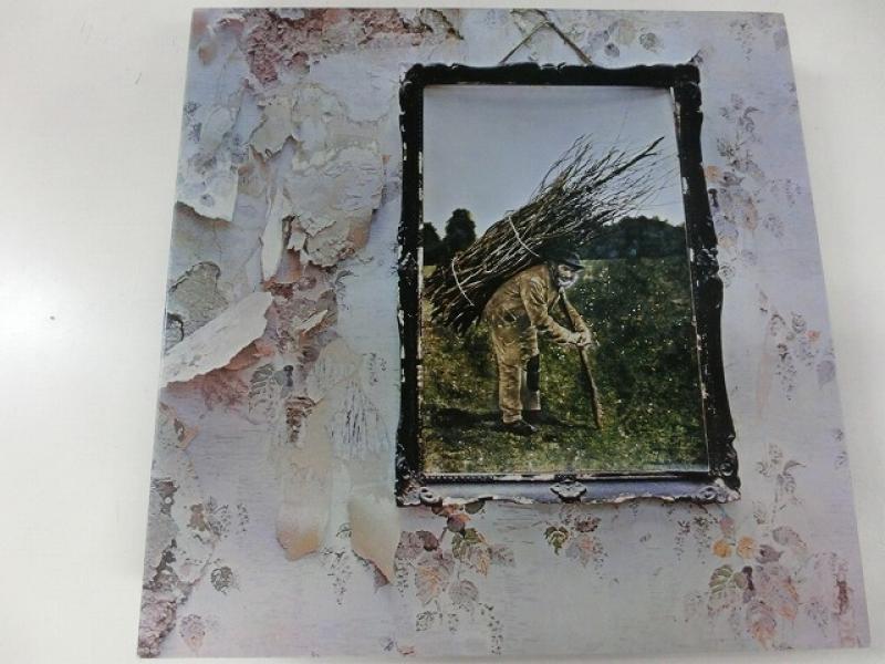 Led Zeppelin /IVのLPレコード通販・販売ならサウンドファインダー