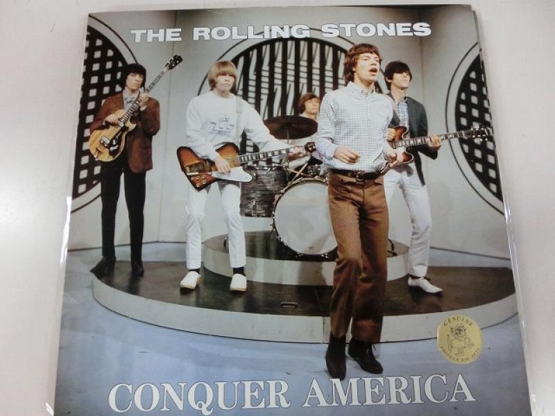 The Rolling Stones/Conquer AmericaのLPレコード通販・販売ならサウンドファインダー