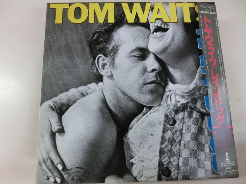 Tom Waits/Rain DogsのLPレコード通販・販売ならサウンドファインダー