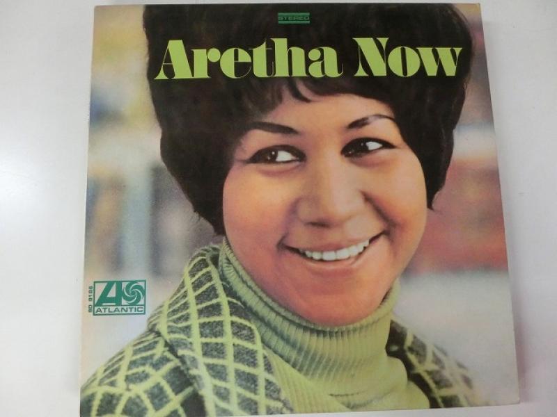 Aretha Franklin/Aretha NowのLPレコード通販・販売ならサウンドファインダー