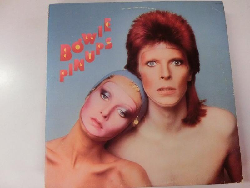 David Bowie/PinupsのLPレコード通販・販売ならサウンドファインダー