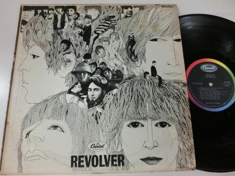 The Beatles/RevolverのLPレコード通販・販売ならサウンドファインダー