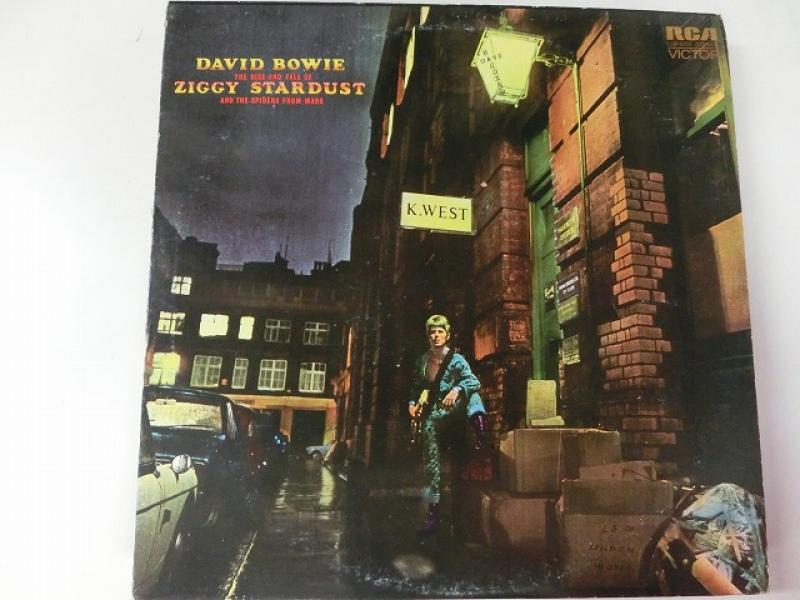 David Bowie/The Rise And Fall Of Ziggy Stardust And The Spiders From MarsのLPレコード通販・販売ならサウンドファインダー