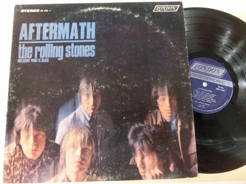 The Rolling Stones/AftermathのLPレコード通販・販売ならサウンドファインダー